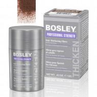 Кератиновые волокна BOSLEY Hair Thickening Fibers красно-коричневые 12г