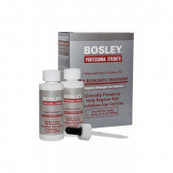 Усилитель роста волос Миноксидил для женщин Bosley Hair Regrowth Treatment Regular Strength for Women 2% 60мл*2
