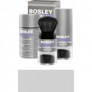 Кератиновые волокна BOSLEY Hair Thickening Fibers седой 12г