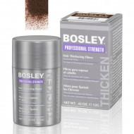 Кератиновые волокна BOSLEY Hair Thickening Fibers средне-коричневый 12г
