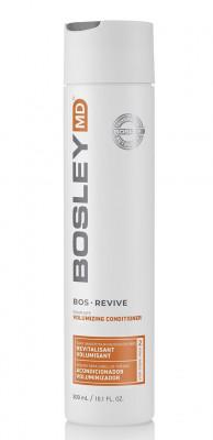 Кондиционер-активатор от выпадения и для стимуляции роста волос (для окрашенных волос) Bosley Pro BosRevive Color Safe Volumizing Conditioner 300мл: фото