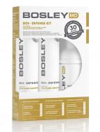 Система для предотвращения истончения и выпадения волос BosDefense Color Safe 30 Day Kit 2*150мл + 100мл