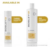 Кондиционер для предотвращения истончения и выпадения окрашенных волос BosDefense Color Safe Volumizing Conditioner 300мл